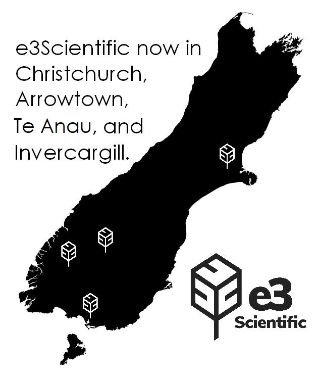 New e3s Office in Christchurch