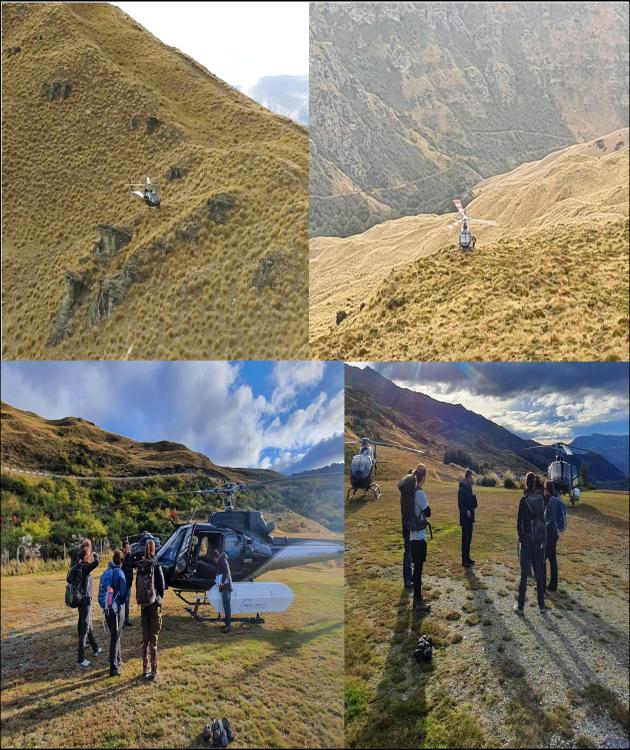 e3Scientific Helicopter Training Course